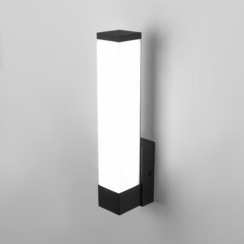 Jimy LED чёрный настенный светодиодный светильник MRL LED 1110
