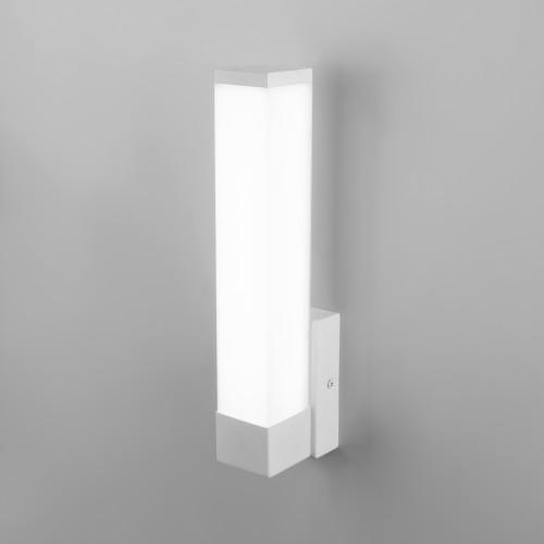 Jimy LED белый настенный светодиодный светильник MRL LED 1110