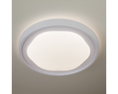 Накладной светодиодный светильник 40005/1 LED белый