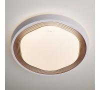Накладной светодиодный светильник 40005/1 LED кофе