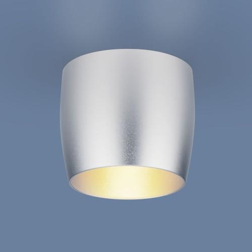 Встраиваемый точечный светильник 6074 MR16 SL серебро