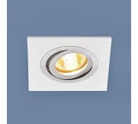 Встраиваемый точечный светильник 1051/1 WH белый