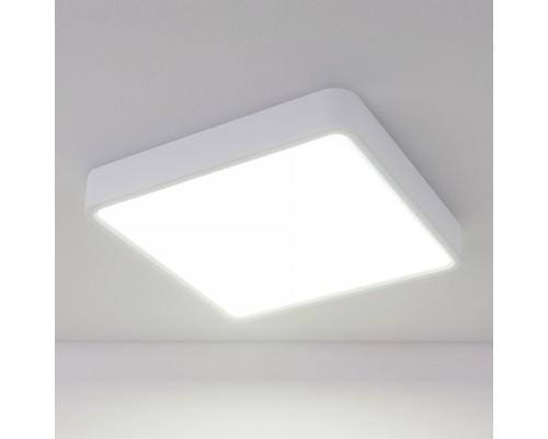Накладной потолочный светодиодный светильник DLS034 18W 4200K