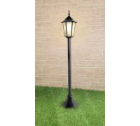 Уличный светильник на столбе IP44 GL 1014F черный