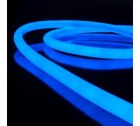 Набор гибкого неона круглого синего 10 м 9,6 Вт/м 120 LED 2835 IP67 16 мм LS002 220V