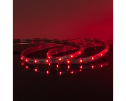 Комплект светодиодной ленты красной 10 м 4,4 Вт/м 60 LED 3528 IP65 LSTR001 220V 4,4W IP65