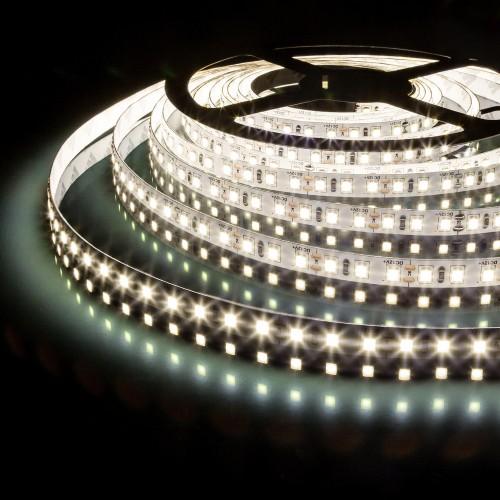 Набор светодиодной ленты 12 В 9,6 Вт/м 120 Led/м 2835 IP20, дневной белый 4200 K, 5 м SLS 01 WW IP 20