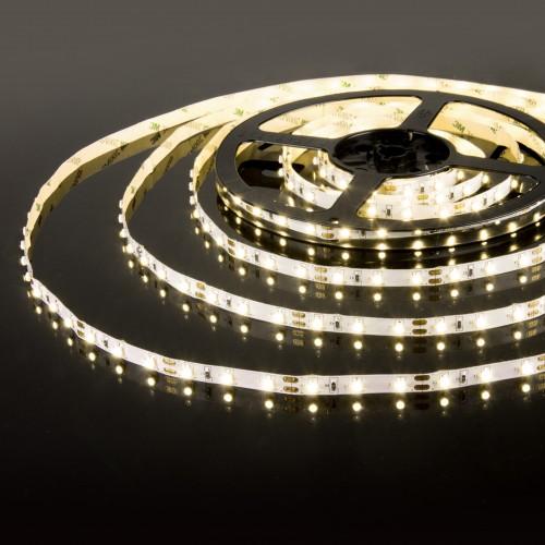 Набор светодиодной ленты  12В 4,8 Вт/м 60 Led  2835 IP20, дневной белый 4200 K, 5 м SLS 01 CW IP 20