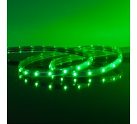 Комплект светодиодной ленты зеленой 10 м 4,4 Вт/м 60 LED 3528 IP65 LSTR001 220V 4,4W IP65