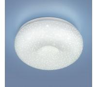 Встраиваемый точечный светодиодный светильник 9910 LED 8W WH белый