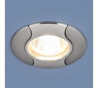 Встраиваемый точечный светильник 7006 MR16 CH/N хром/никель