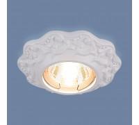 Точечный светильник 7218 MR16 WH белый