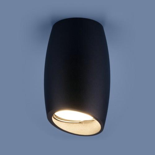 Накладной потолочный светильник DLN002 MR16 BK черный