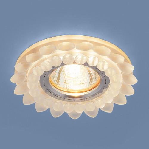 Встраиваемый точечный светильник с LED подсветкой 2208 MR16 Fruit Ice фруктовый лед