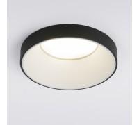 Встраиваемый точечный светильник 112 MR16 белый/черный