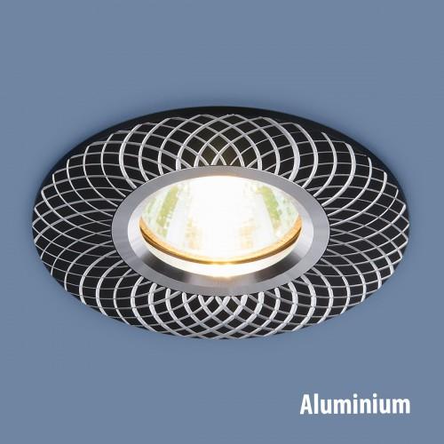 Алюминиевый точечный светильник 2006 MR16 BK черный