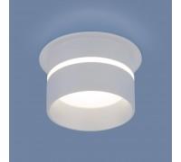 Встраиваемый точечный светильник 6075 MR16 WH белый