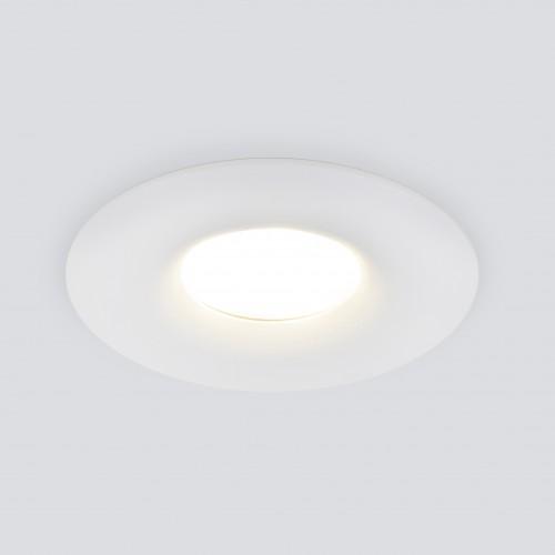 Встраиваемый точечный светильник 123 MR16 белый