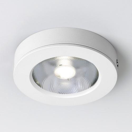 Накладной потолочный светодиодный светильник Белый DLS030