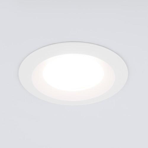 Встраиваемый точечный светильник 110 MR16 белый