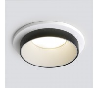 Встраиваемый точечный светильник 113 MR16 белый/черный
