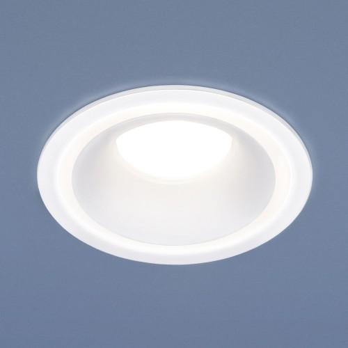 Встраиваемый точечный светильник 7012 MR16 WH белый