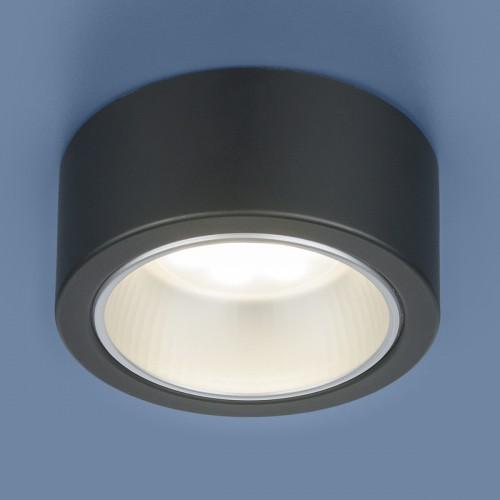 Накладной точечный светильник 1070 GX53 BK черный