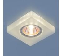 Точечный светильник со светодиодами 6063 MR16 WH белый