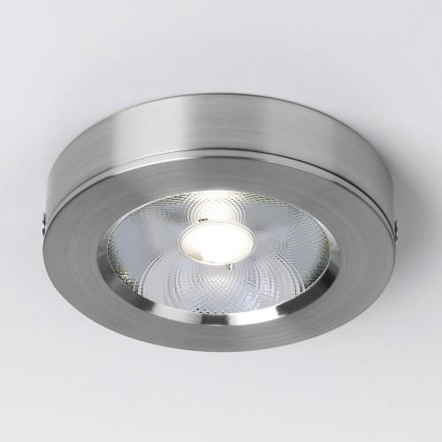 Накладной потолочный светодиодный светильник Сатин DLS030