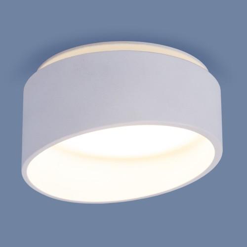 Встраиваемый точечный светильник 7000 MR16 WH белый
