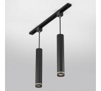 Трековый светодиодный светильник для однофазного шинопровода Glory Fly черный 9W 4200K LTB40