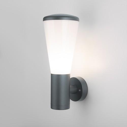 Настенный уличный светильник IP54 серый 1416 TECHNO