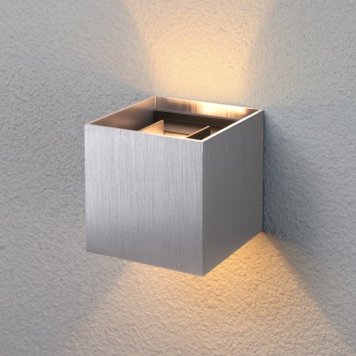 Winner алюминий уличный настенный светодиодный светильник 1548 TECHNO LED