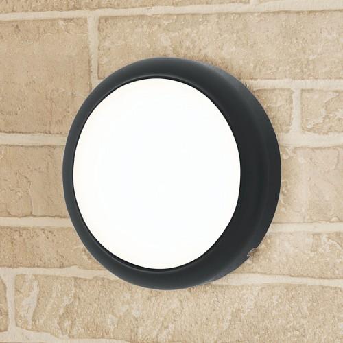 Imatra черный пылевлагозащищенный светодиодный светильник LTB07