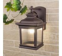 Sargas D кофе Настенный уличный светильник  IP33 GL 1027D